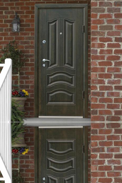 купить уличную железную дверь в можайске